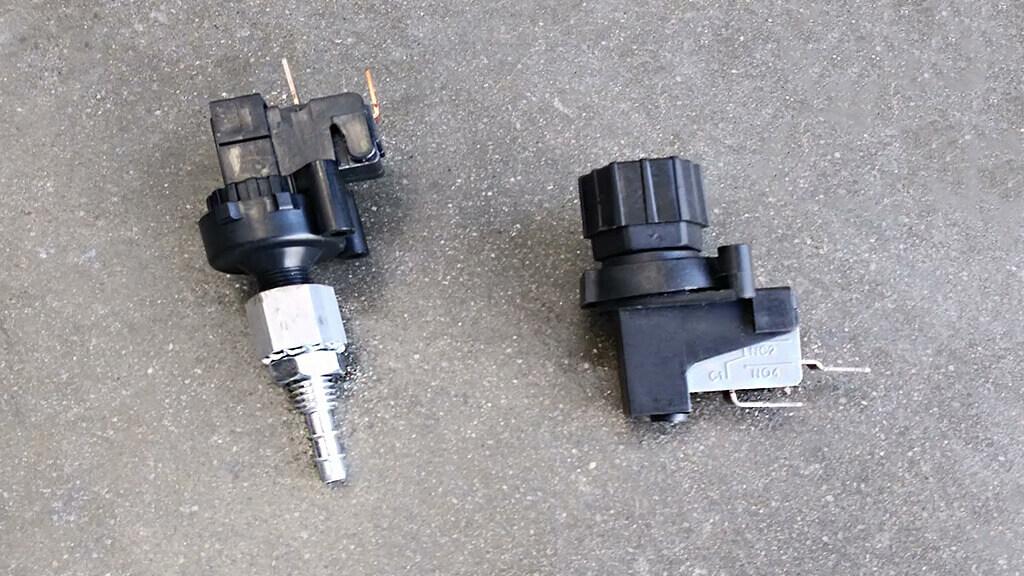 Drain Machine Actuator Switch - Drain Machine Service & Repair