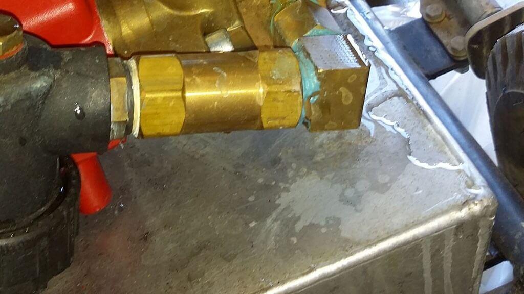 Hydro Jetter Water Leak min - Hydro Jetter Service & Repair