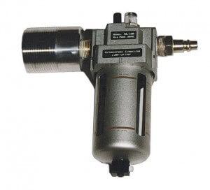 SL100 silo 300x272 - Flexible Shaft Lubricator
