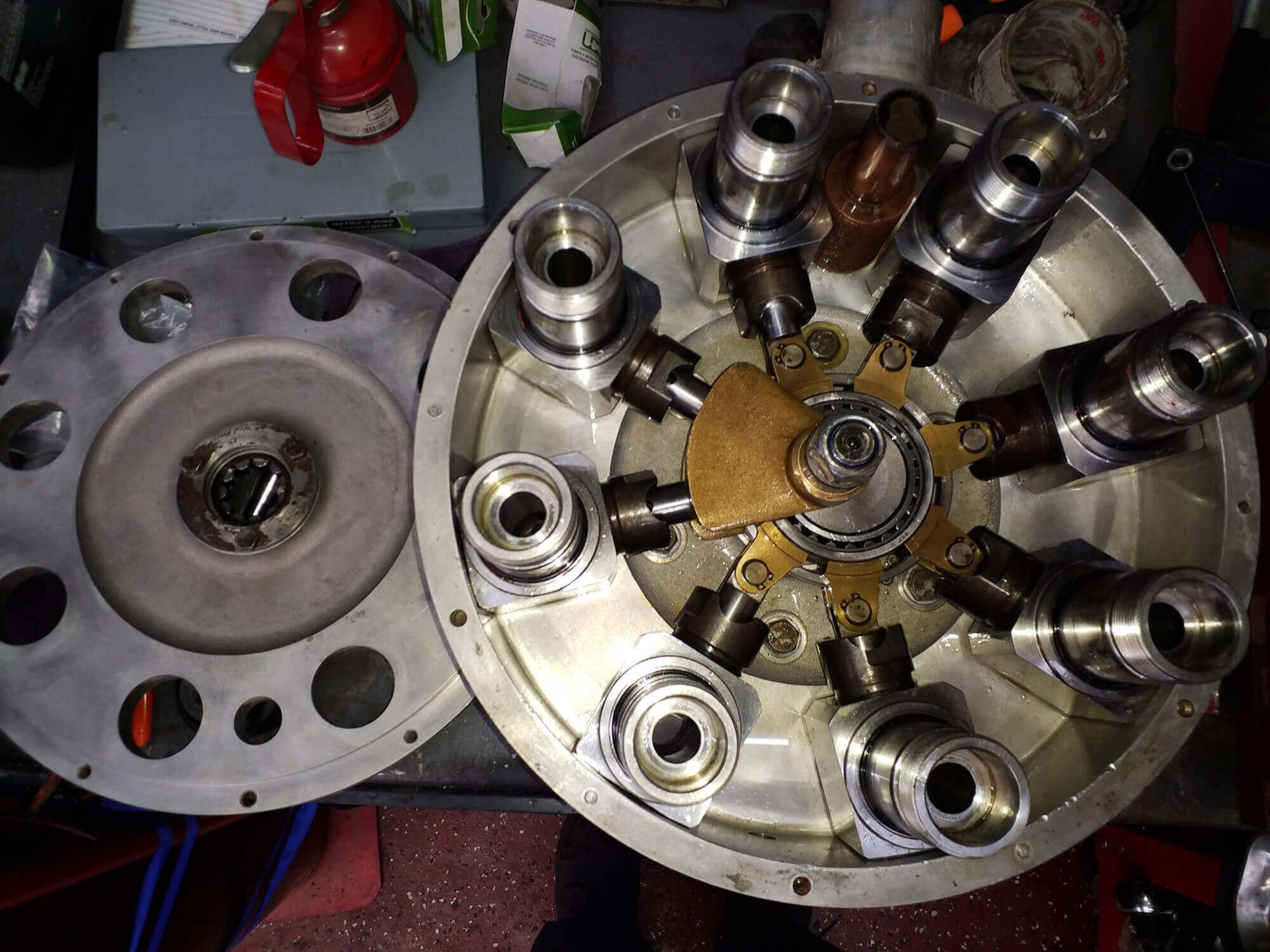 harben pump - Hydro Jetter Service & Repair